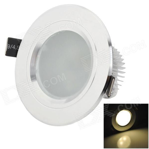HESION HS03003A 3W 290lm 3000K Warm White Light Spotlight Ceiling Lamp - Silver (86~265V)