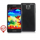 "Star-F9002 mini Anmerkung 3 Dual-Core Android 4.2 WCDMA Phone w / 4,3 ""-IPS, Bluetooth, Wi-Fi, GPS / A-GPS"