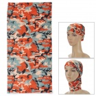 LXHL-909 Outdoor Sports Multifunction Seamless Polyester Head Scarf - Multicolored