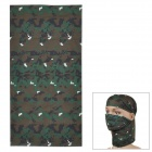 Outdoor Multifunction Seamless Headscarf - Army Green