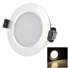 CNLIGHT CNEITD0501WW 5W 140lm 3000K Warm White LED Ceiling Light - White (85~265V)