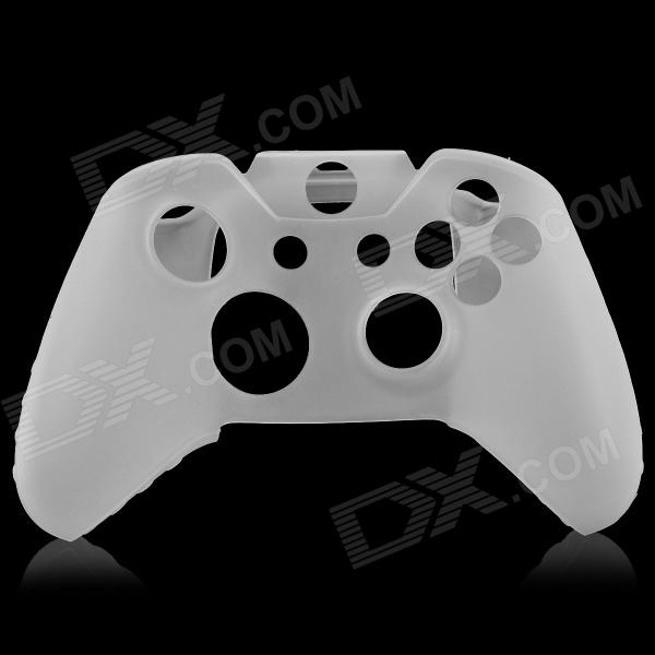 Protective Silicone Case for Xbox One Controller - White protective silicone case for xbox one controller camouflage green