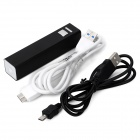 Portable 2800mAh Power Bank + USB Cable + Micro USB Charging/Data Cable for Samsung Galaxy Note 3