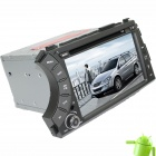 "LsqSTAR 7"" Android 4.0 Car DVD Player w/ GPS,TV,RDS,CanBus,PIP,SWC,Radio,WiFi,3DUI for Kyron/Actyon"