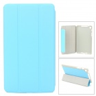 Stylish Flip-open PU Leather Tablet PC Case w/ Holder for Google 7