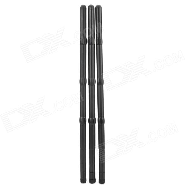 Indoor 18dBi Wi-Fi Antennas - Black (3 PCS)