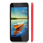 "JIAKE JK-10 Android 4.2 Bar Phone w/ 5.0"", Quad-Core, Dual Camera, Wi-Fi - Deep Pink"