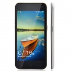 "JIAKE JK-10 Android 4.2 Bar Phone w/ 5.0"" Capacitive Screen, Quad-Core, Dual Camera, Wi-Fi - White"