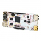 pcDuino V2 Module w/ WiFi / Shield (Works with Official Arduino Products) - White + Black