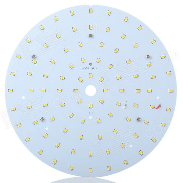 YouOkLight 18W 1600lm 3500K Warm White Light 92-2835 SMD LED Light Source (AC 100~240V)