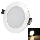 CNLIGHT CNEITD0701PW 7W 230lm 3000K Warm White LED Ceiling Light - White (85~265V)