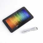"CUBE U25GT 7"" dual core android 4.2 Tablet PC w / 512MB ram, 8GB rom, auto-kuvakaappaus, g-anturi"