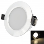 CNLIGHT 	CNEISD0301WW 3W 120lm 3000K Warm White LED Ceiling Light - White (100~240V)