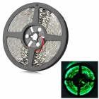 JRLED JR-LED-5050 SMD-G 60W 1200lm 300 SMD 5050 LED Green Light Strip - White + Black (5 M / 12V)