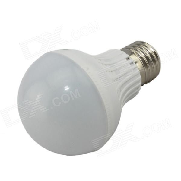 XinYiTong CF-LED-207-1 E27 5W 450lm 6500K 18 x SMD 2835 LED White Light Lamp Bulb - White (85~265V)