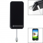 "External ""5200mAh"" Power Battery Micro USB Charger w/ Standt for Android Phone - Black + Red"