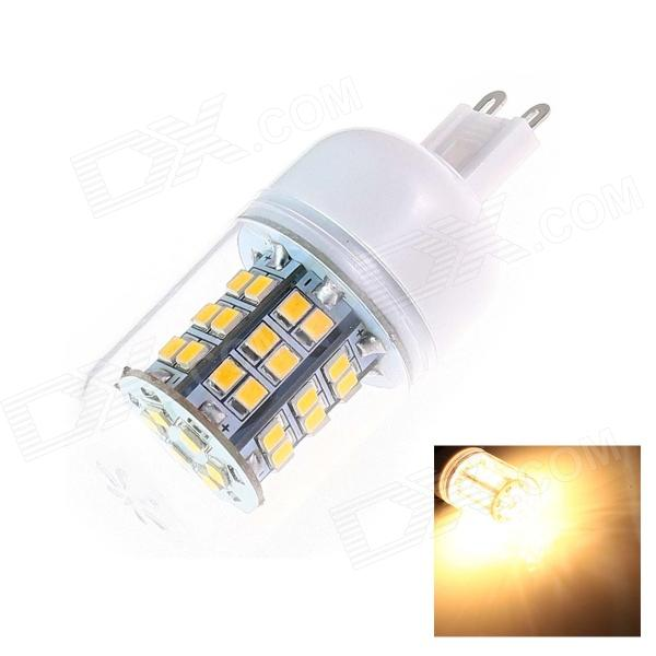 G9 5W 220lm 2500K 46 X SMD 2835 LED Warm White Light Car Lamp (AC220-240V)
