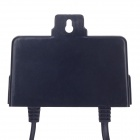 YK-16 Waterproof Power Supply Adapter for CCD Camera - Black (AC100-240V)