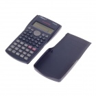 "KENKO KK-82MS 2.5"" Screen 11-Digits Function Scientific Calculator - Black"