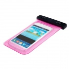 "20m Waterproof Bag Case for 5.7"" Cell Phone / Samsung Galaxy Note 3 N9000 - Pink"