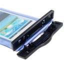 "20m Waterproof Bag Case for 5.7"" Cell Phone / Samsung Galaxy Note 3 N9000 - Blue"