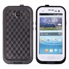 Ultra-Thin Waterproof Dirtproof Shockproof Snowproof Protective Case for Samsung Galaxy S3 - White