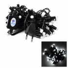 Kakashi PL-07 4W 280lm 50-LED Festival Ball Light Stripe - Black + White (AC 220V)