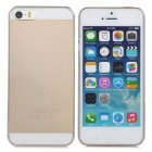 REMAX ZQC5 5S Protective PC Back Case for Iphone 5 / 5s - Transparent
