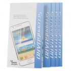 Protective Matte Screen Protector for Samsung Galaxy Note 3 N9006 / N9005 - Transparent (5 PCS)