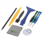BEST BST-606 Maintenance Repair Disassemble Tool Set for Iphone / Samsung (9 PCS)
