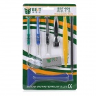 BEST BST-606 Maintenance Repair rozeberte Tool Set pro iPhone / Samsung (9 ks)
