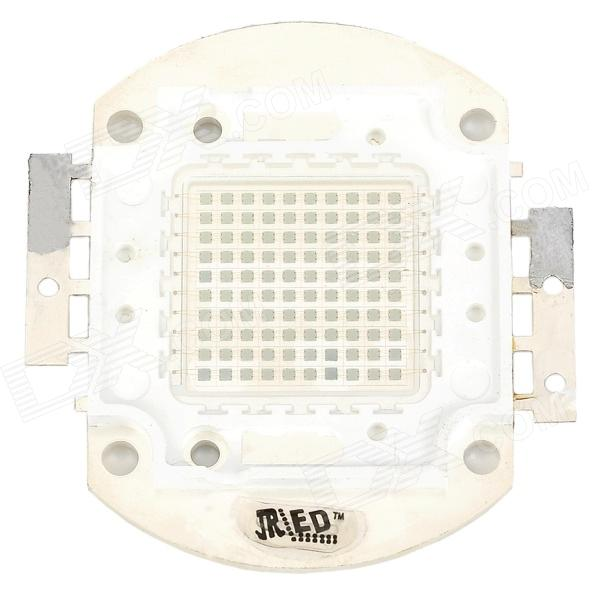 JRLED JR-LED-100W-B 100W 2000lm luz azul 100-LED bombilla - blanco (30 ~ 36V)