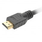 HDMI to 3-RCA Component AV Adapter Cable - Black + Mulitcolor (1.5M)