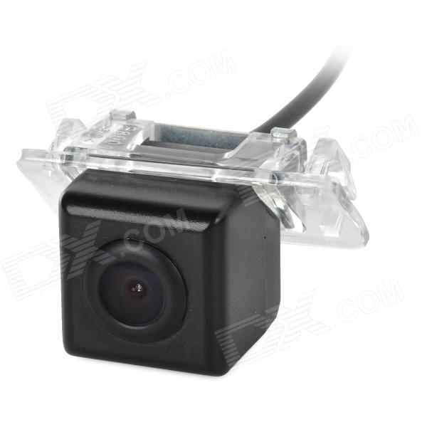 LsqSTAR ST-S6817 CCD Wide Angle Car Rearview Camera for Toyota Camry 08 - Black