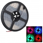 JRLED 72W 4000lm 300-SMD 5050 LED RGB Car Decoration Light Strip w/ Controller (12V / 5m)
