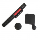 TELESIN Professional Plastic Lens Cap + Lens Cleaning Pen for GOPRO 3 +