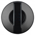 LX-Q3 Rechargeable Bluetooth V2.1 Wireless Subwoofer Speaker - Black