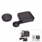 Fat Cat A-LC3+ Professional Protective Lens Cap Set for Gopro Hero 4/ 3+ / Hero3 Plus - Black