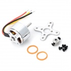 A2212 800KV Outrunner Brushless Motor - Silver + Yellow + Red + Black