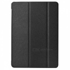 Protective 3-Section Folding PU Leather Case w/ Auto Sleep for Ipad AIR - Black