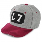 Fashion Canvas Adjustable Hat / Cap - Grey