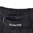 Outto 115# Sports High Elastic Quick-drying Pants for Men - Black (Size XXL)