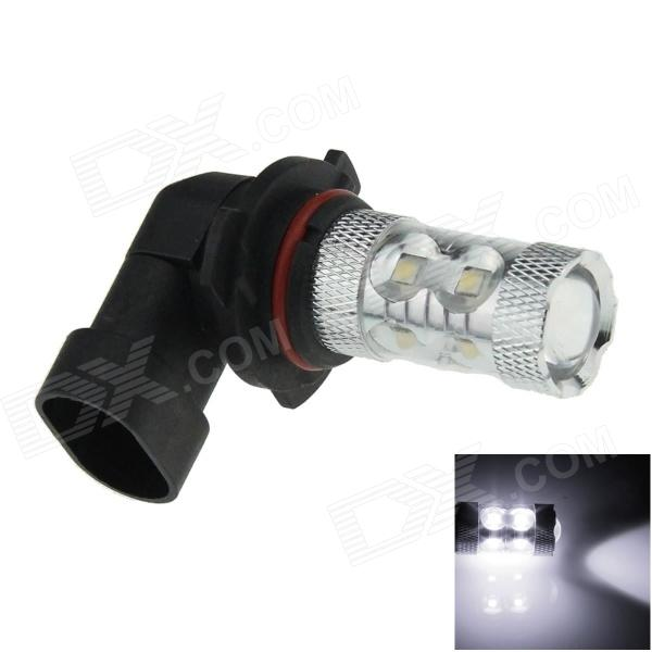 9005 / HB3 60W 800lm 12-LED White Light Car Foglight / Headlamp - (12~24V) wf90053522 highlight 9005 3w 210lm 1 smd led white light car foglight dc 12v