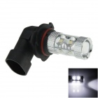 9005 / HB3 50W 700lm 10-Cree XB-D R3 White Light Car Foglight / Headlamp - (12~24V)