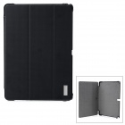 "ROCK Protective PU + PC Flip-Open Smart Case for Samsung Galaxy Note 10.1"" 2014 Edition - Black"