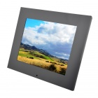 "10.4"" TFT Desktop Digital Photo Frame w/ SD / MMC / USB / Earphone / DC In Slot - Black (16MB)"