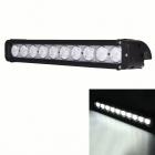 100W 8000lm Combo 10-CREE XM-L T6 White Work Light Bar Off-road Lamp / SUV ATV Lamp / Driving Lamp