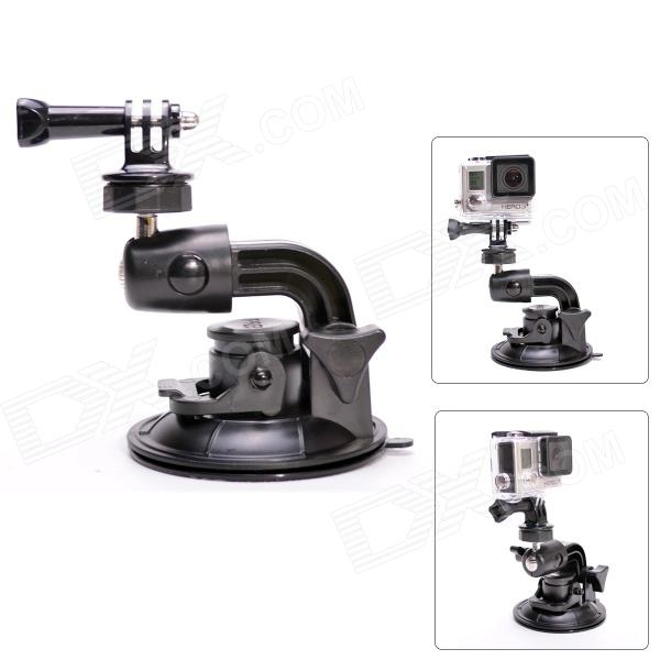 90mm Super Powerful Suction Cup Car Mount for Gopro Hero 4/ 3+ / 3 / 2 / 1 / SJ4000