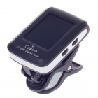 Caline CT-03B Digital Auto Tuning Ballad Guitar Tuner - Black (1 x CR2032)