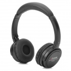 UCLEAR HD-360 Hi-Fi Stereo Headband Headphones w/ Mic / Remote / 3.5mm Jack - Black